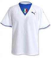 Maglia ufficiale dell'Italia in trasferta