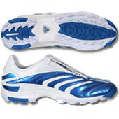 Adidas Absolado TRX Turf blu e bianche