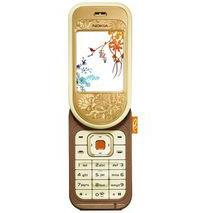 Nokia 7370 ambra